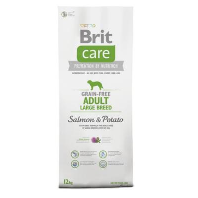 BRIT Care Grain Free Adult Large Breed Salmon & Potato