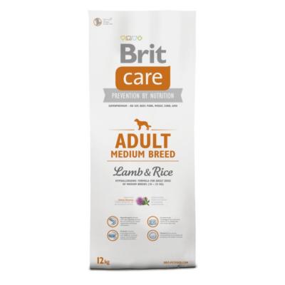 BRIT Care Hypo-allergenic Adult Medium Breed Lamb&Rice