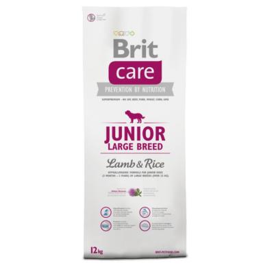 BRIT Care Hypo-allergenic Junior Large Breed Lamb&Rice