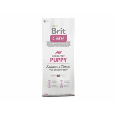 BRIT Care Grain Free Puppy Salmon&Potato