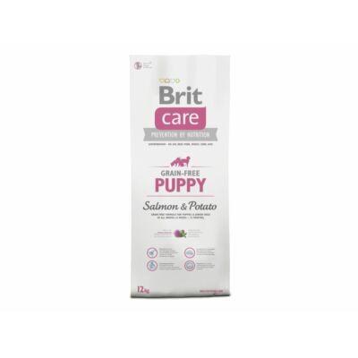 BRIT Care Grain Free Puppy Salmon&Potato