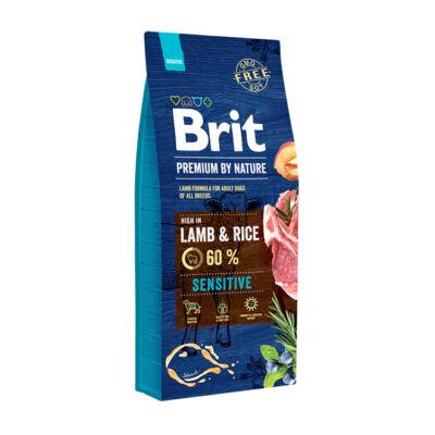 BRIT Premium by Nature Sensitive Lamb&Rice