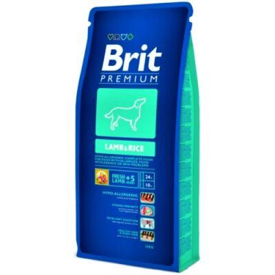 BRIT Premium Lamb&Rice