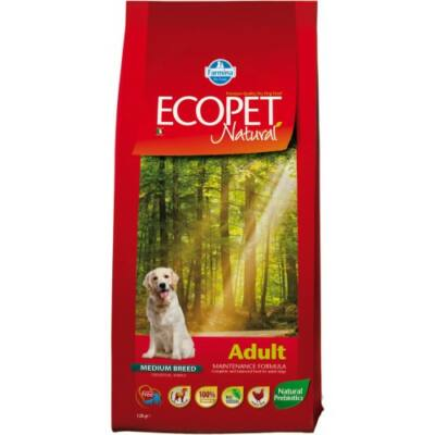 Ecopet Natural Adult Medium