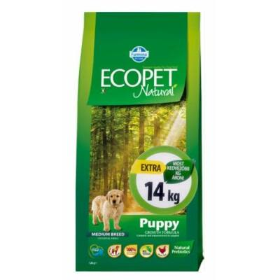 Ecopet Natural Puppy Medium