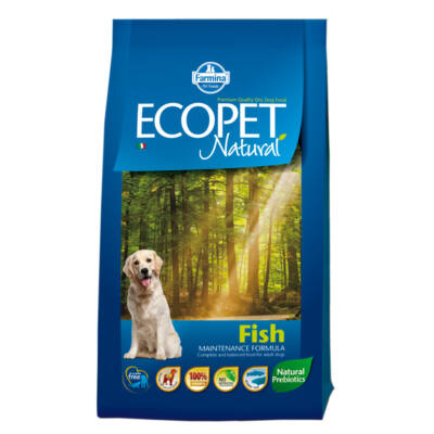 Ecopet Natural Fish 2,5 kg