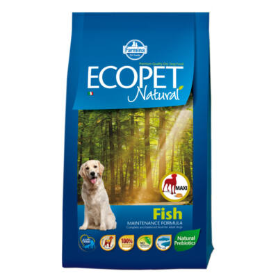 Ecopet Natural Fish Maxi