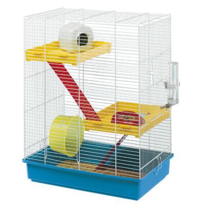 Ferplast Hamster Tris White Hörcsögketrec