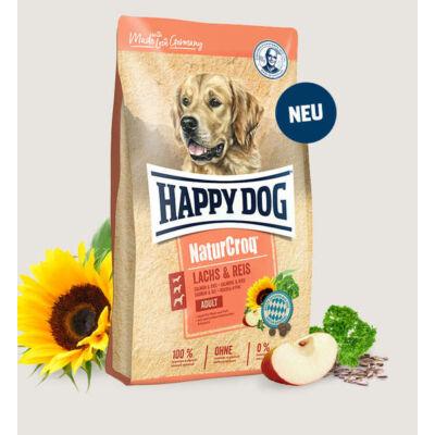 Happy Dog NaturCroq  Lachs&Reis