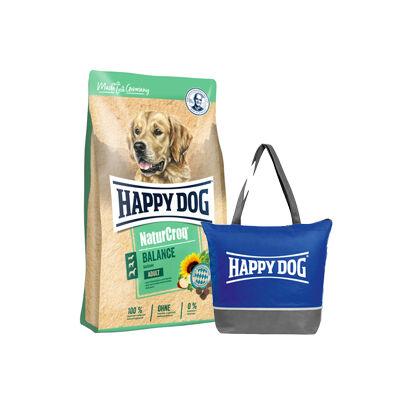 Happy Dog NaturCroq Balance + ajándék hűtőtáska