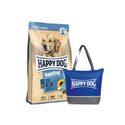 Happy Dog NaturCroq XXL + ajándék hűtőtáska