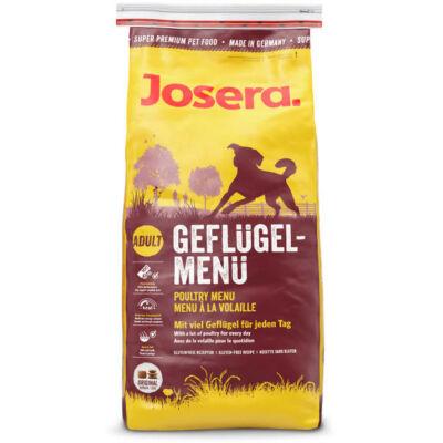 Josera Poultry Menü
