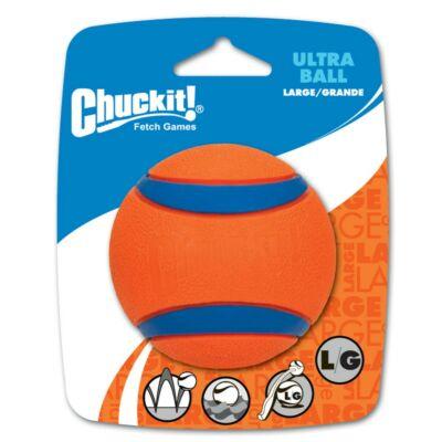 Chuckit! Ultra Balls gumilabda - az elnyűhetetlen - Large