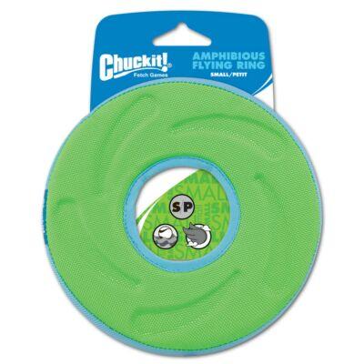 Chuckit! Zip Flight - kétéltű  kutyafrizbi , zöld