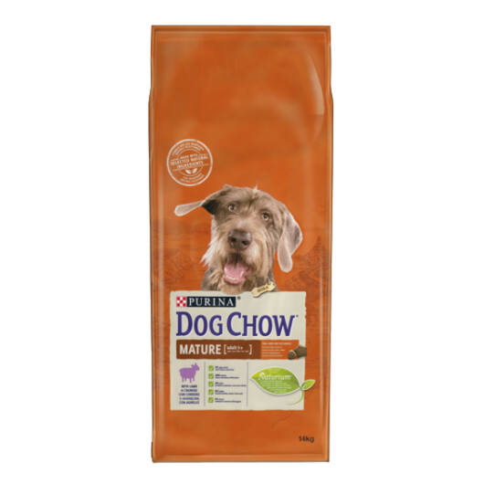 Purina Dog Chow Mature Adult Lamb  14 kg