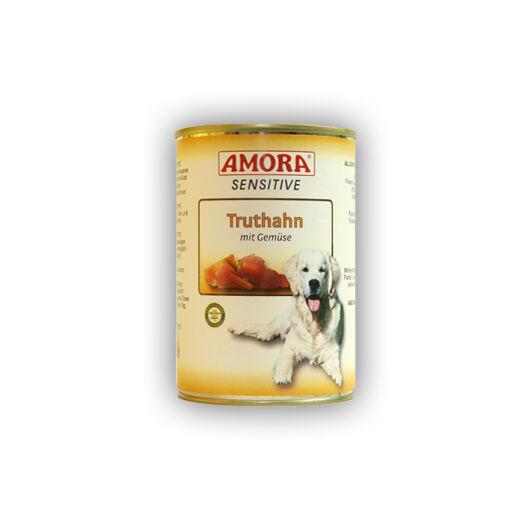 Amora Sensitive Truthahn mit Gemüse (pulykakakas hús zöldségekkel) 800 gr