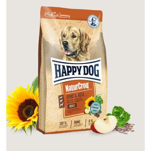 Happy Dog NaturCroq Rind&Rice