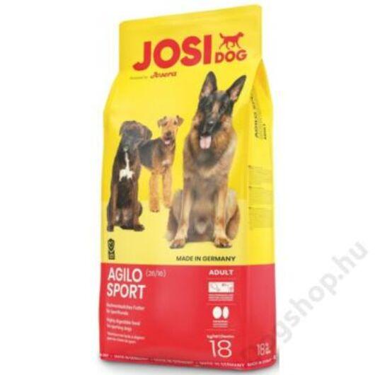 Josera JosiDog Agilo Sport (26/16) 2x18 kg