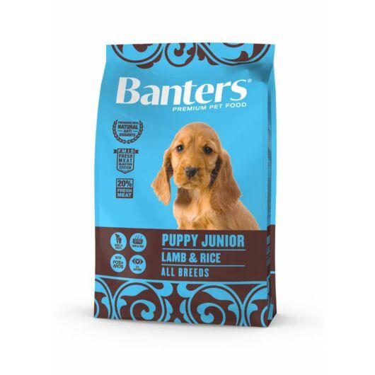banters puppy lamb rice