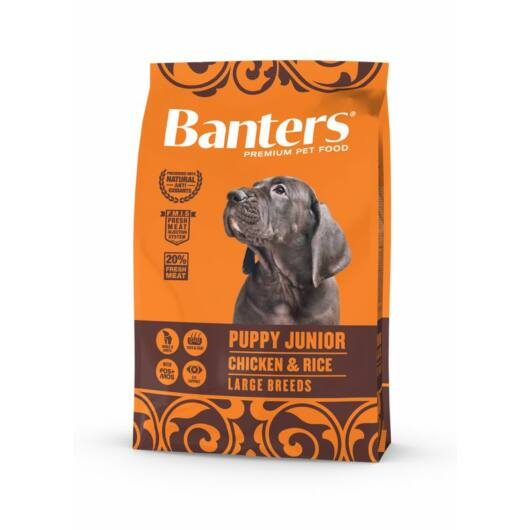 banters puppy large