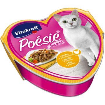 Vitakraft Poésie macskaeledel csirke zöldség