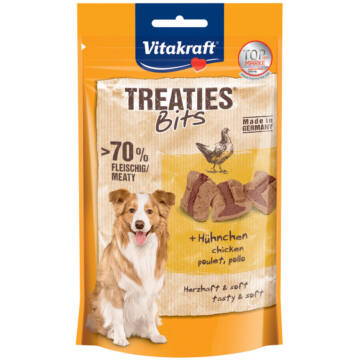 Vitakraft Treaties BITS Csirke,Beacon 120 g