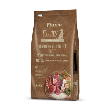 Fitmin Purity senior vadhús bárány