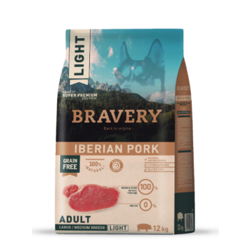 bravery dog adullt iberian pork ibériai sertés