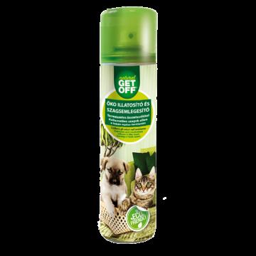 Get Off Öko Illatosító és Szagsemlegesítő Dezodor 400 ml - Kutyaházakhoz, Textíliákhoz