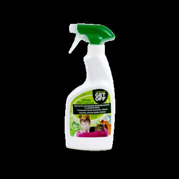 Get Off Öko Illatosító és Szagsemlegesítő Spray 500 ml - Kutyaházakhoz, Textíliákhoz