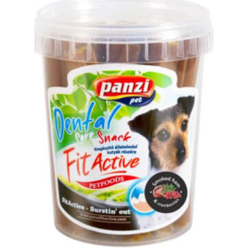 Panzi FitActive Dental Sticks - lazac paradicsom 330 gr