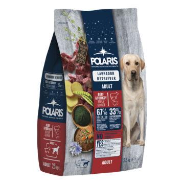 POLARIS Grain Free Labrador Adult Beef&Turkey 2,5 kg