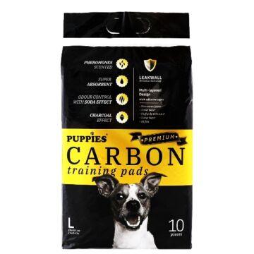 puppies kutyapelenka aktív szénnel feromonnal