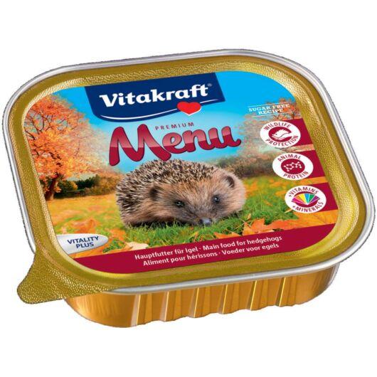 Vitakraft Premium Menu Alutálka Sünöknek 100 g