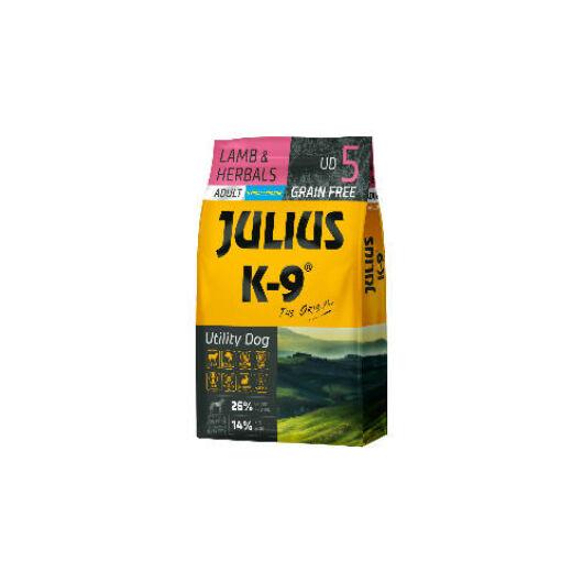 Julius K-9 Grain Free Adult Utility Dog Lamb&Herbals 10 kg