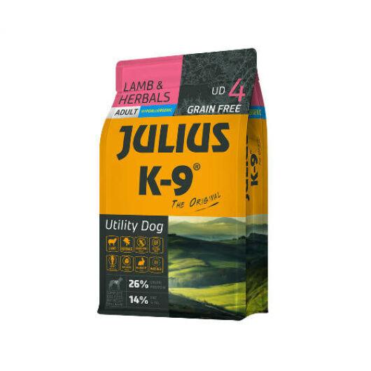 Julius K-9 Grain Free Adult Utility Dog Lamb&Herbals 3 kg