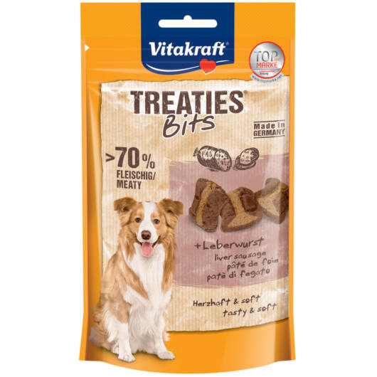 Vitakraft Treaties BITS Májas 120 g
