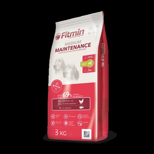 Fitmin Dog Medium Maintenance 3 kg