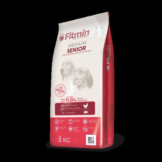 Fitmin Dog Medium Senior 3 kg