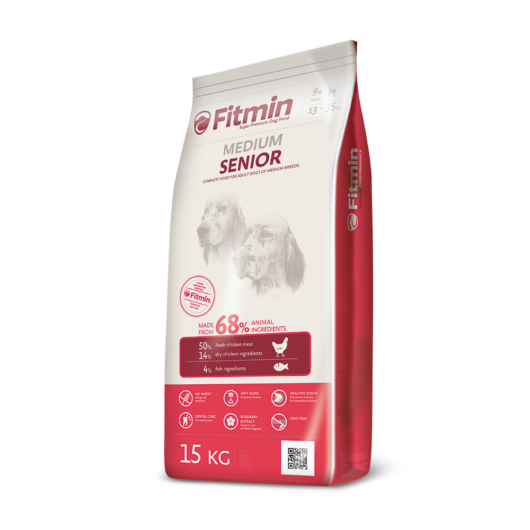 Fitmin Dog Medium Senior 15 kg