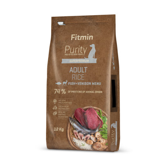 Fitmin Purity adult bárányos halas