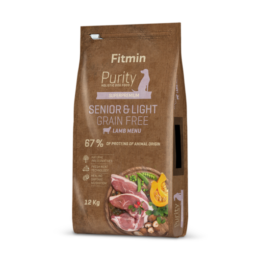 Fitmin Purity senior bárány