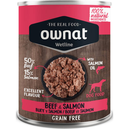 Ownat Dog Prime Grain Free Junior Lamb 14 kg