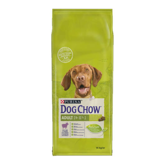 Purina Dog Chow Adult Lamb & Rice 14 kg