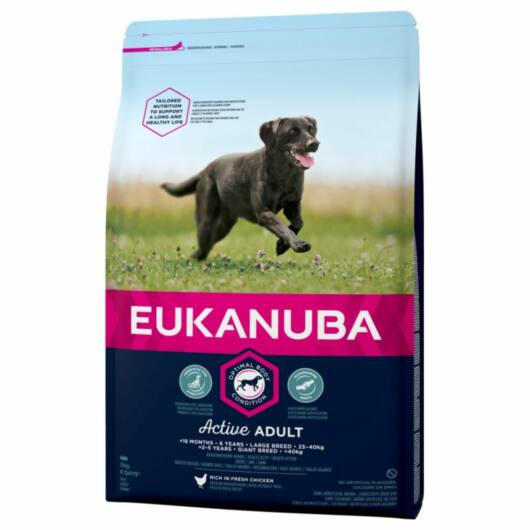 eukanuba adult large