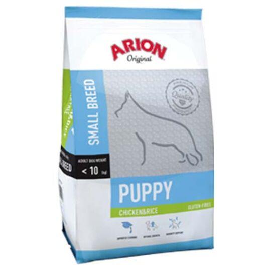 Arion Original Puppy Small Chicken&Rice Kutyatáp 3 Kg