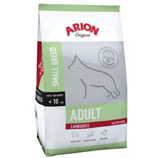 Arion Original Adult Small Lamb&Rice Kutyatáp 7,5 Kg