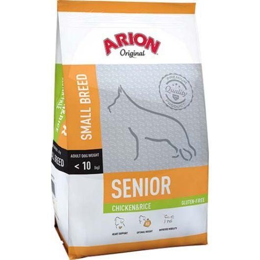 Arion Original Senior Small Chicken&Rice Kutyatáp 3 Kg
