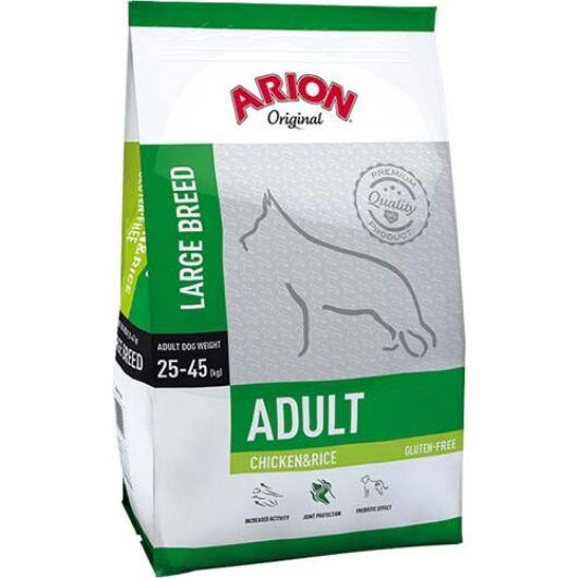 Arion Original Adult Large Chicken&Rice Kutyatáp 12 Kg