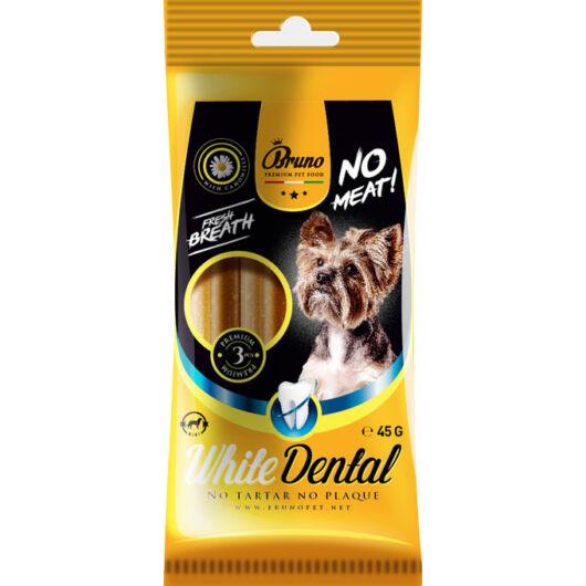 Bruno White Dental Stick Mini 3 db-os 45 g